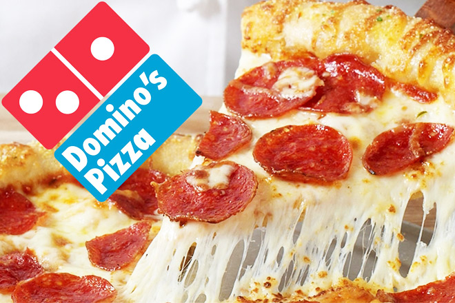 Dominos 2 for 5 99 deal | Blog